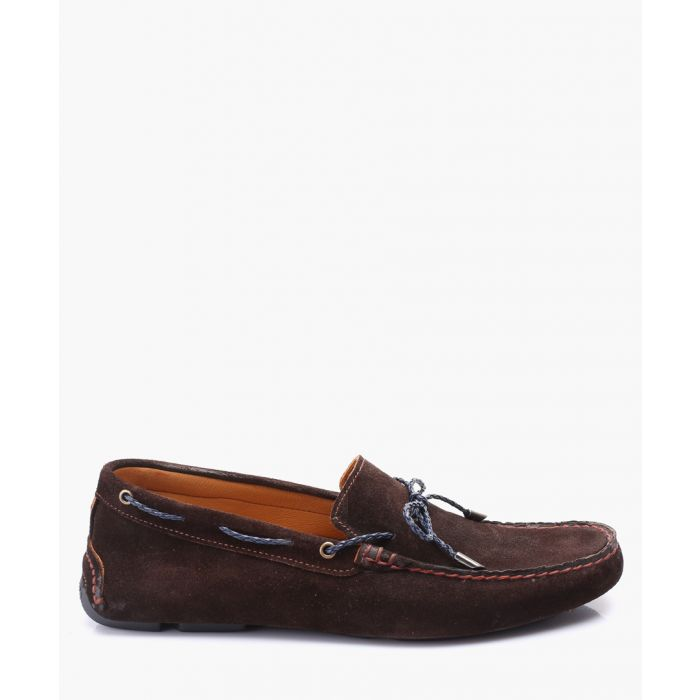 Image for Men's brown loafers