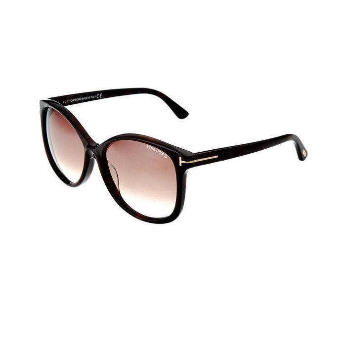 Image for Black & brown gradient sunglasses