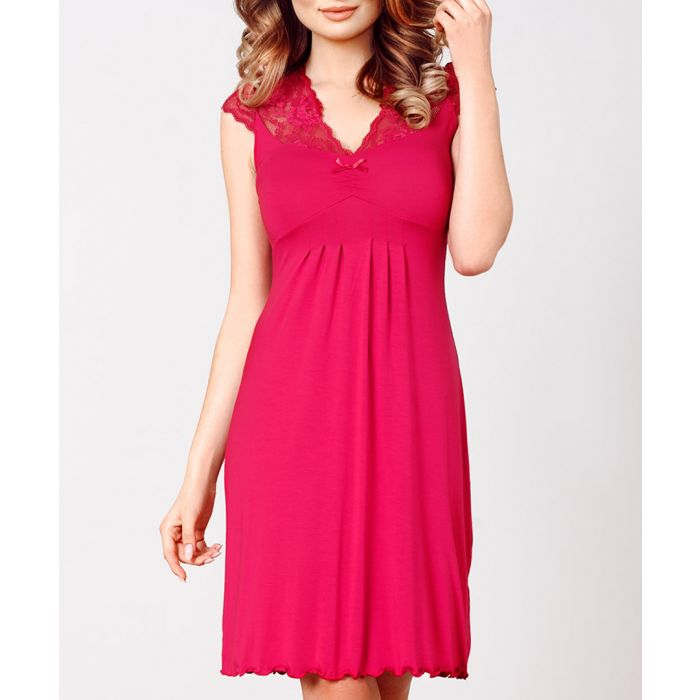 Image for Ruby lace top nightdress