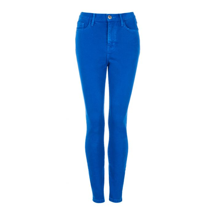 Image for The Ultra High Waist blue jeans