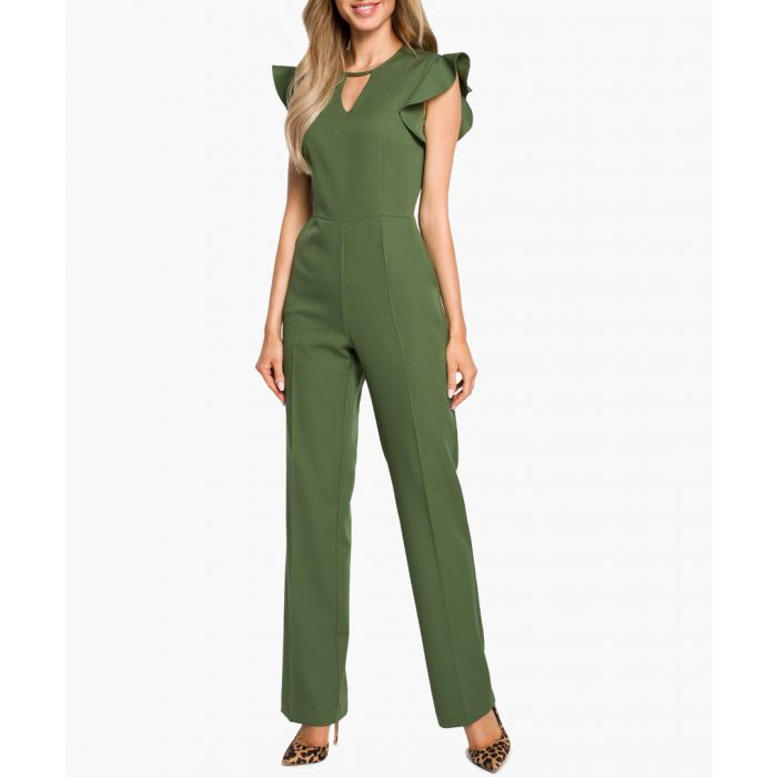 Image for Green jumpsuit
