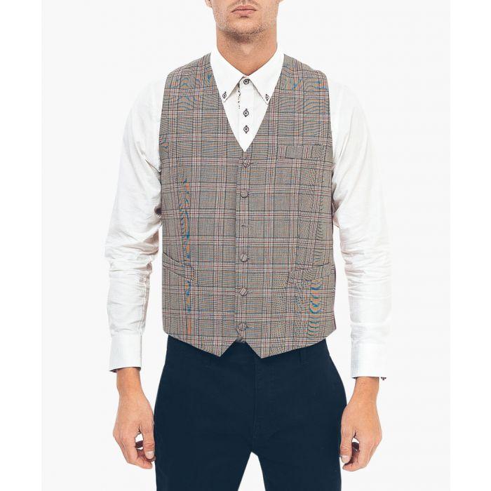 Image for Gabicci Vintage Jackets/Waistcoat PEWTER