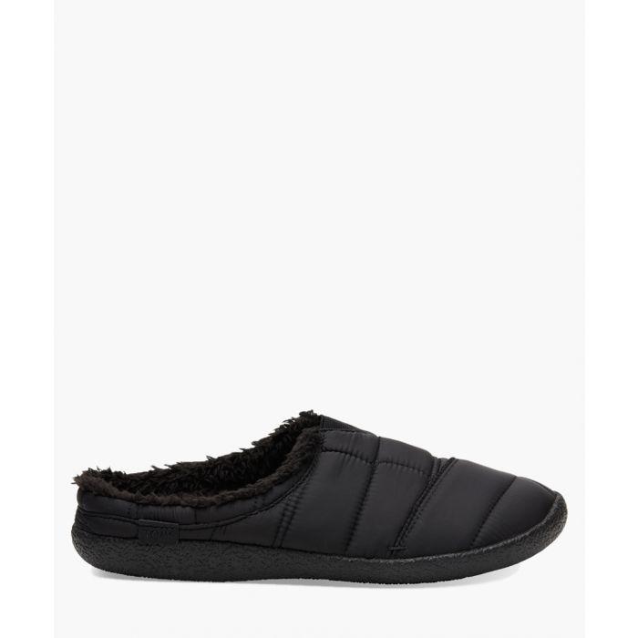 Image for Berkeley black slippers