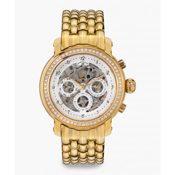 Image for Intemporelle gold-tone watch