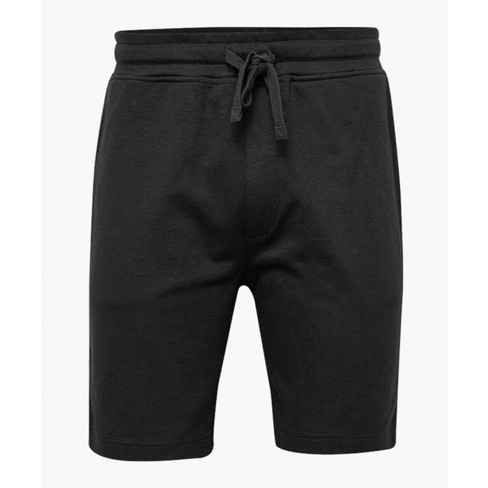 Image for Bamboo viscose and organic cotton blend shorts