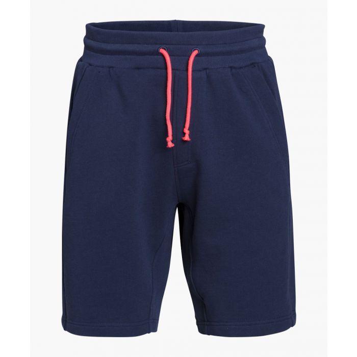 Image for Multi-coloured pure organic cotton shorts