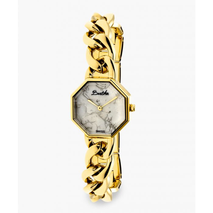 Image for Ethel gold-tone watch