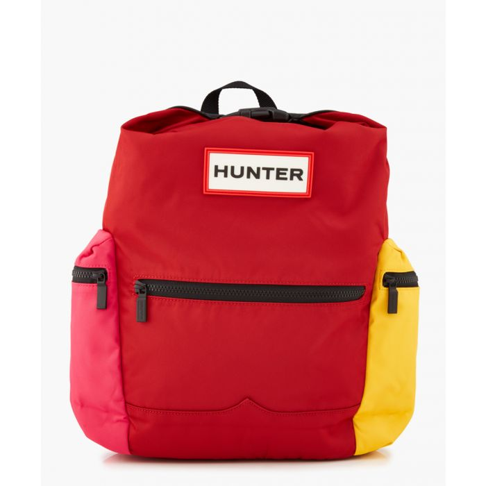 Image for Red backpack