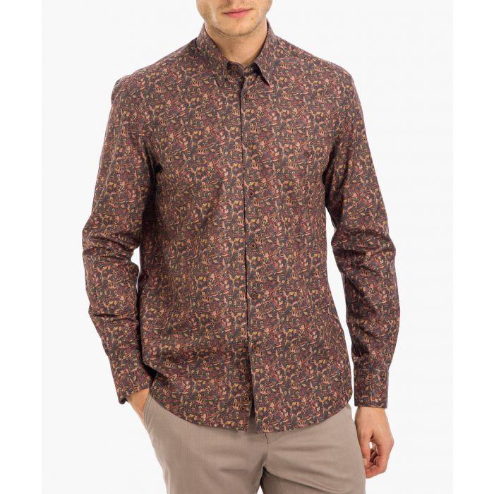 Image for Brown shirt