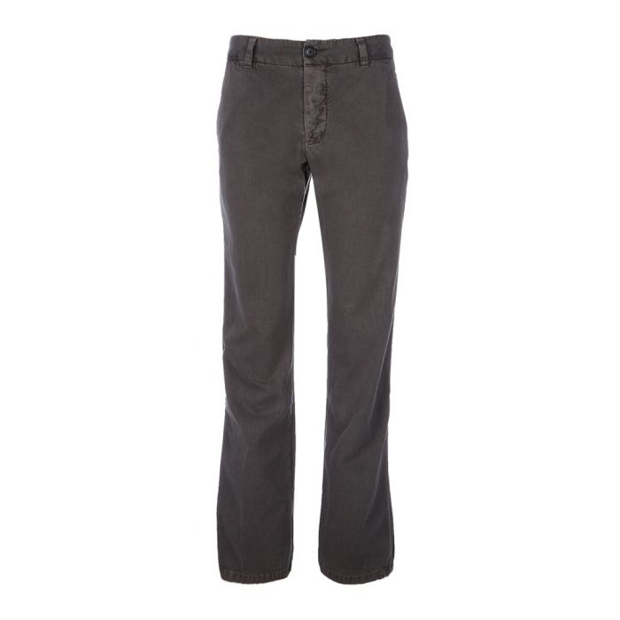 Image for flint pure cotton relaxed trousers