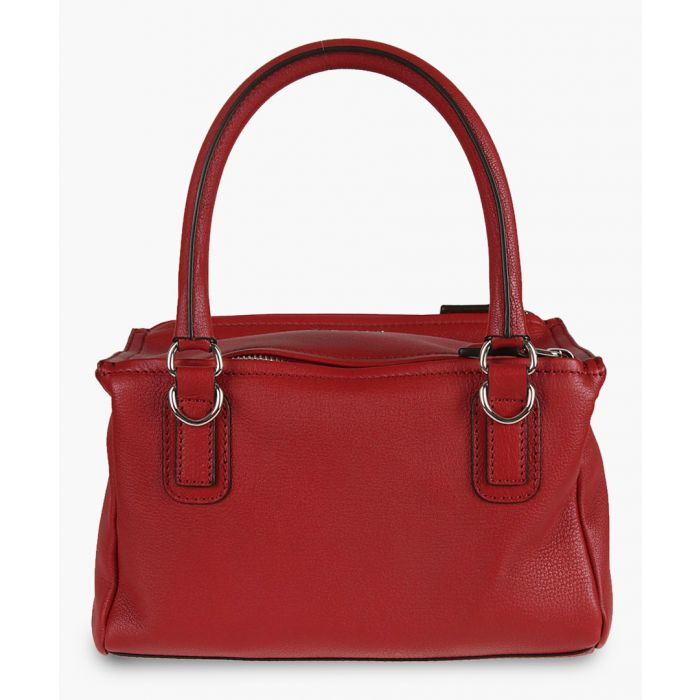 Image for small pandora bag in grained leather