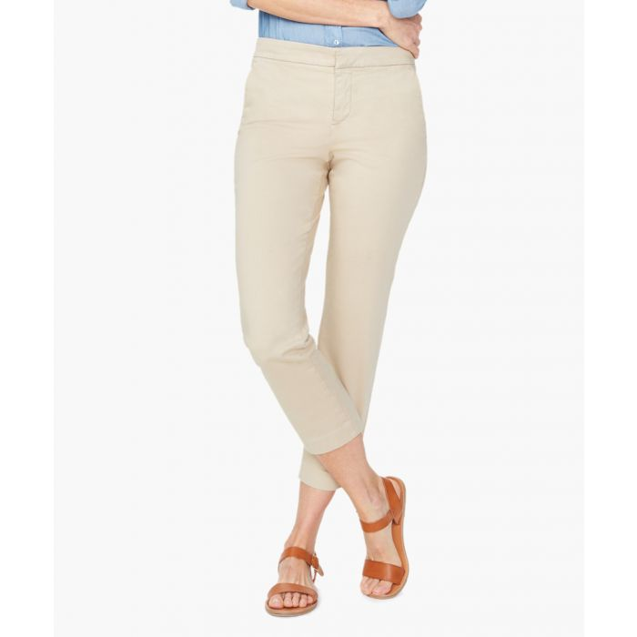 Image for Everyday straw trousers