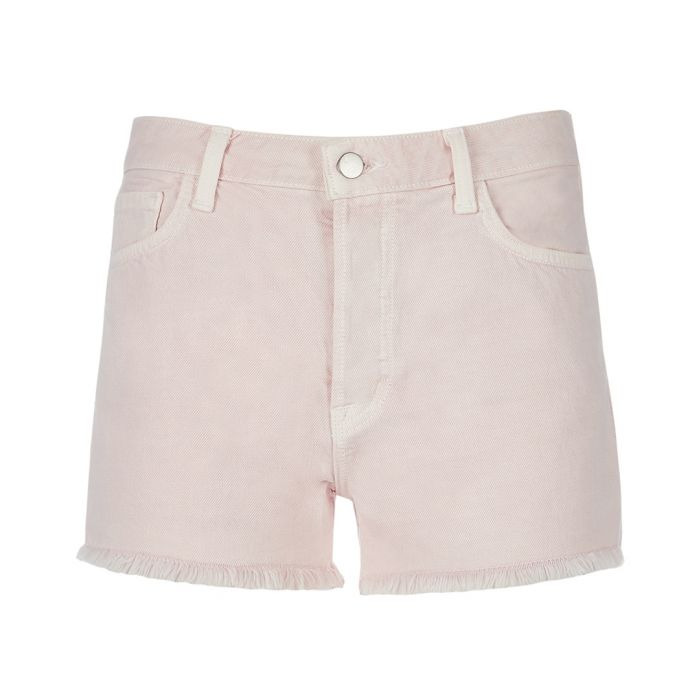 Image for Gracie faded pandora high-rise shorts