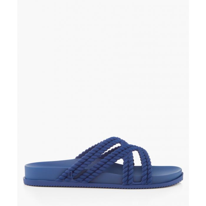 Image for Salinas navy rope sandals