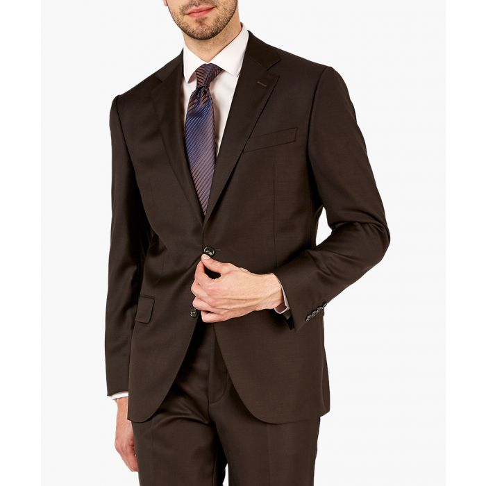 Image for Brown suit