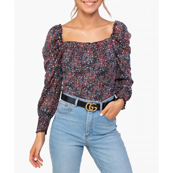 Image for Molly ruched top
