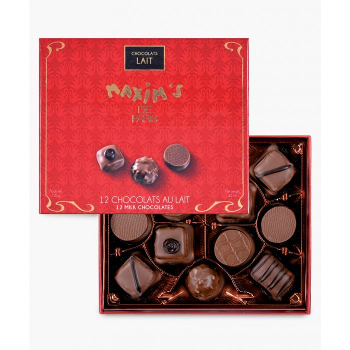 Image for Milk chocolate and hazelnut selection 120g