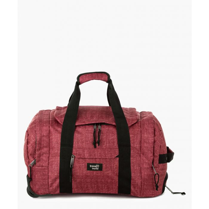 Image for Red cabin spinner suitcase