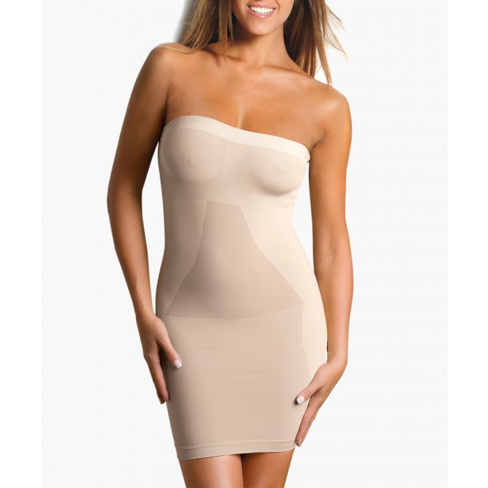 Image for Nude shaping and control dress