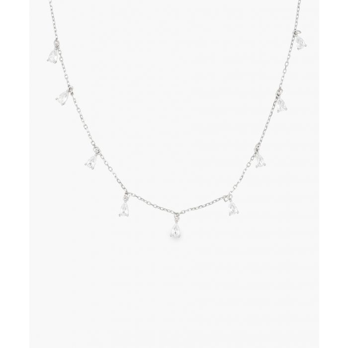 Image for Charmous pendella silver-plated necklace