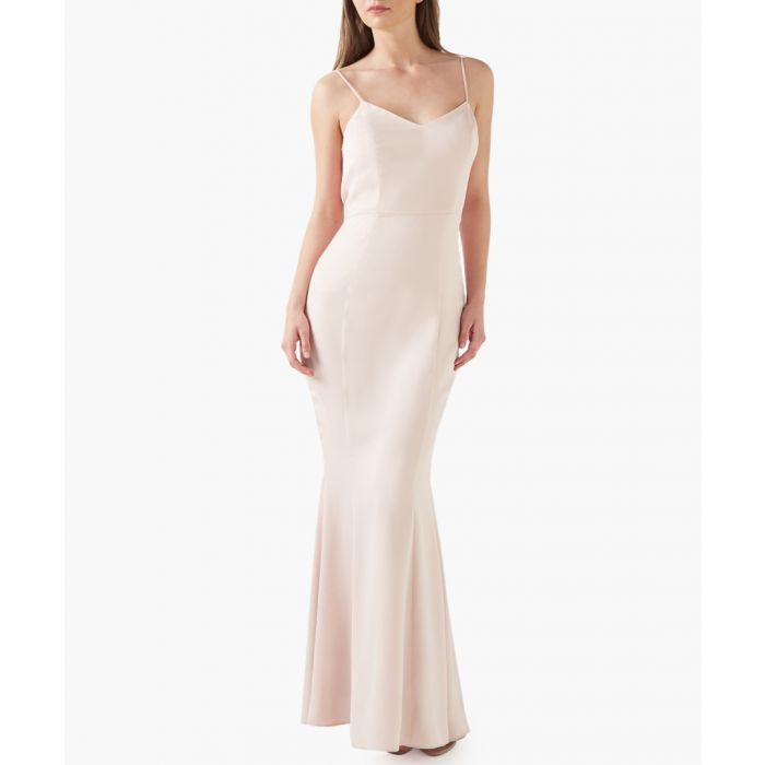 Image for Blush sweetheart maxi dress