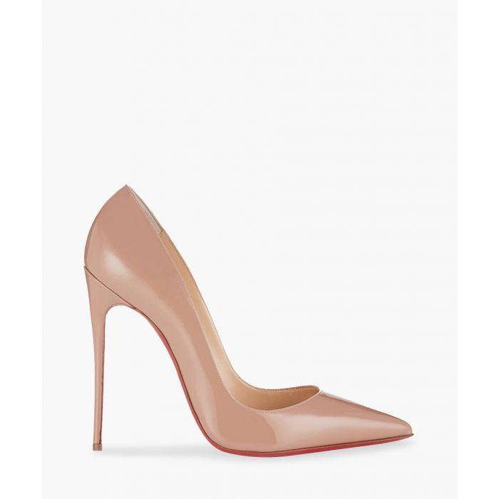 Image for So Kate 120 nude patent stilettos