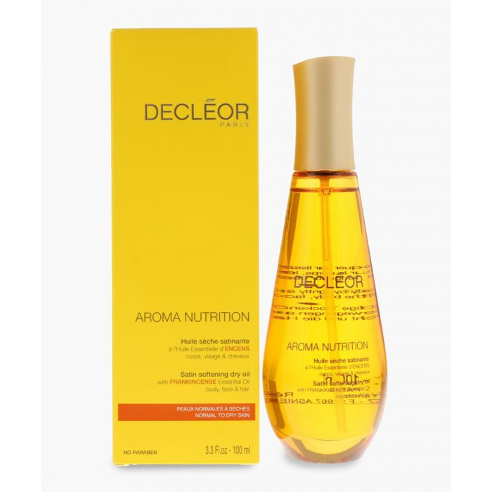 Image for Nutrition dry oil 100ml