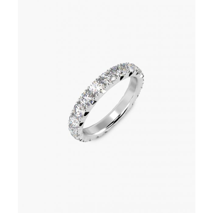 Image for 2.00ct diamond and platinum eternity ring