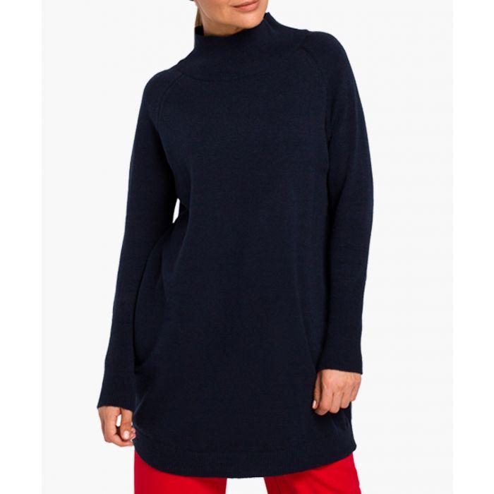 Image for Stylove navy blue jumper