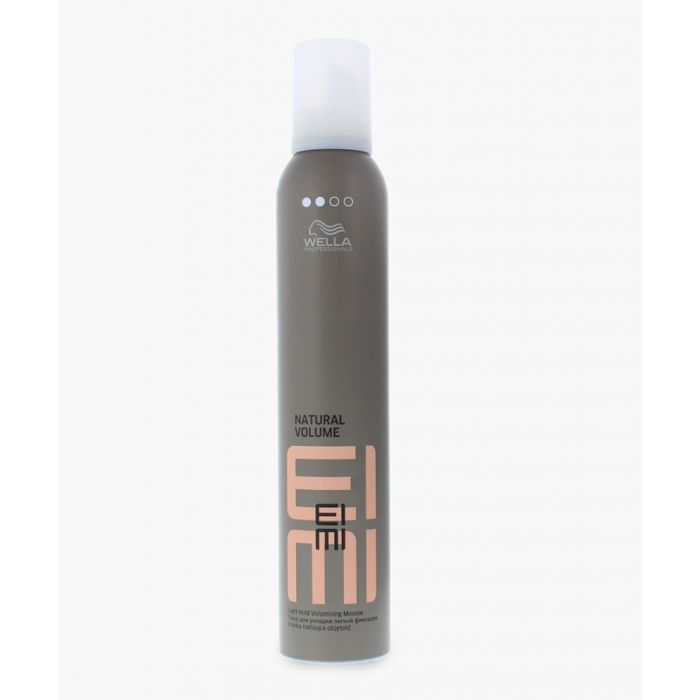 Image for Natural volume ei mi light hold volumising mousse 300ml