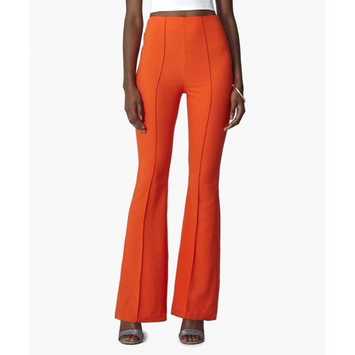 Image for Berriman orange trousers