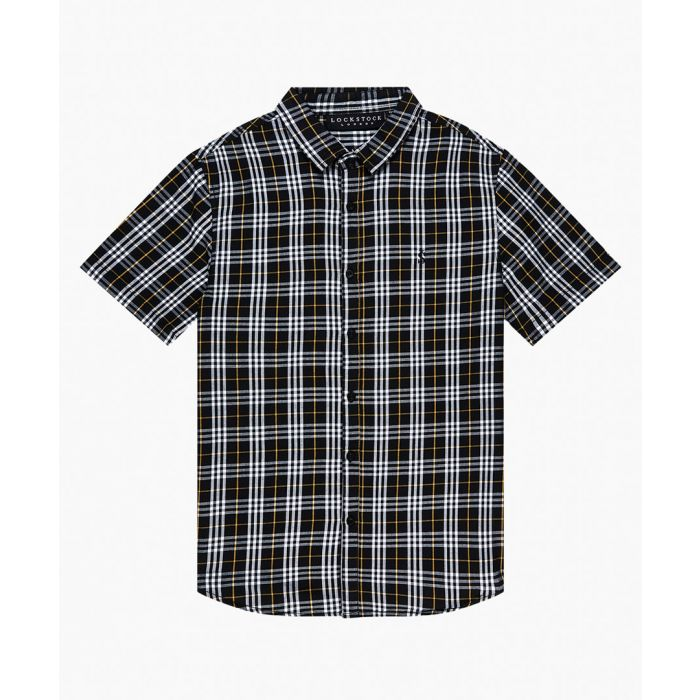 Image for Check slim shirt