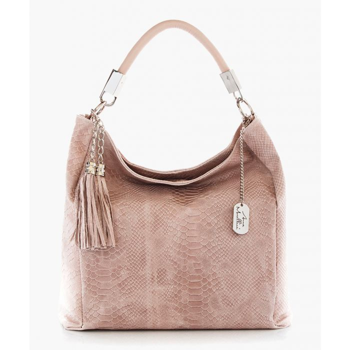 Image for Rosallia pink shoulder bag