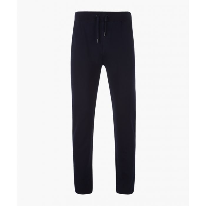 Image for Navy joggers