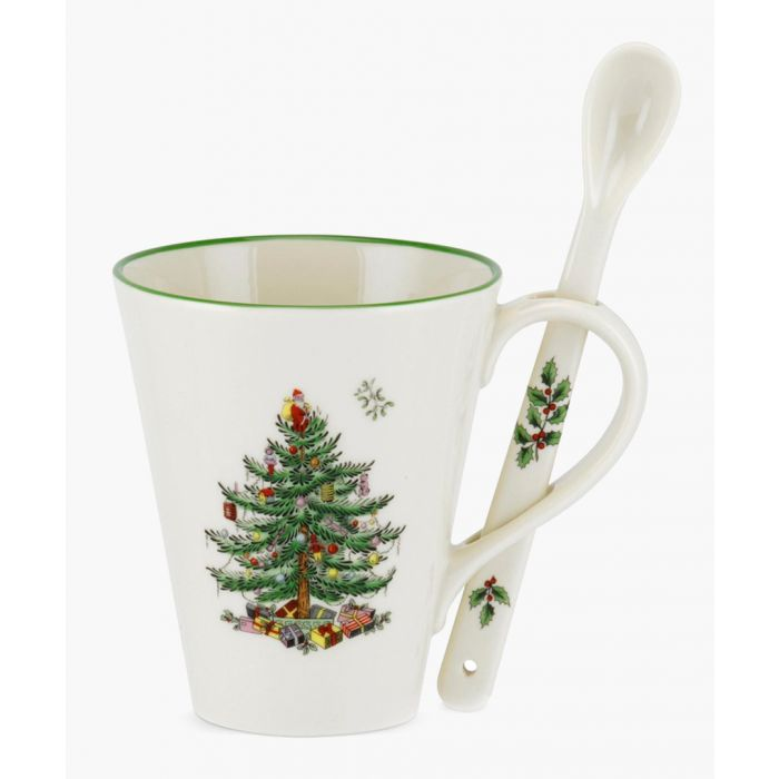 Image for 2pc Mug and Spoon set