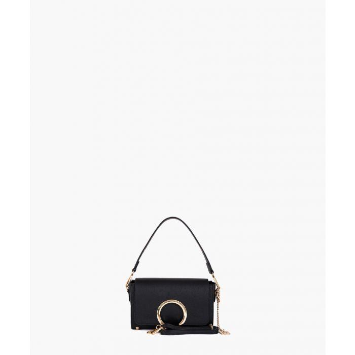 Image for Giada black shoulder bag