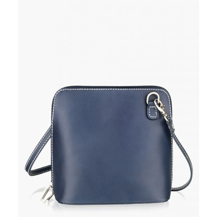 Image for Navy small shoulder bag