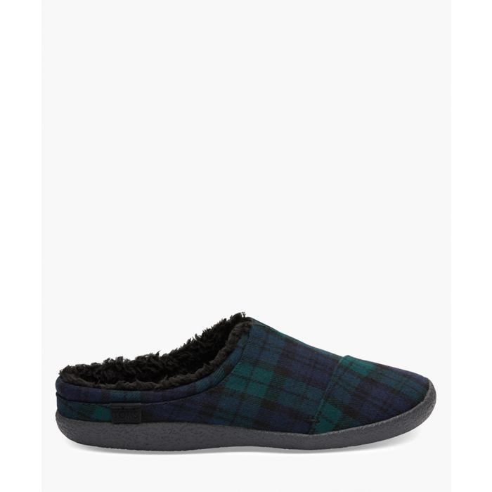 Image for Berkeley green slippers
