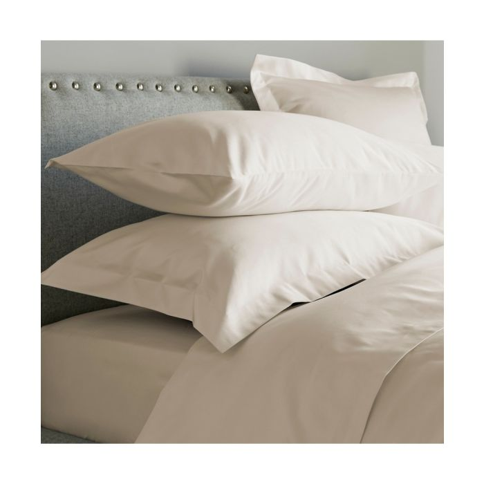 Image for 600 Thread Count Duvet Cover - Ivory