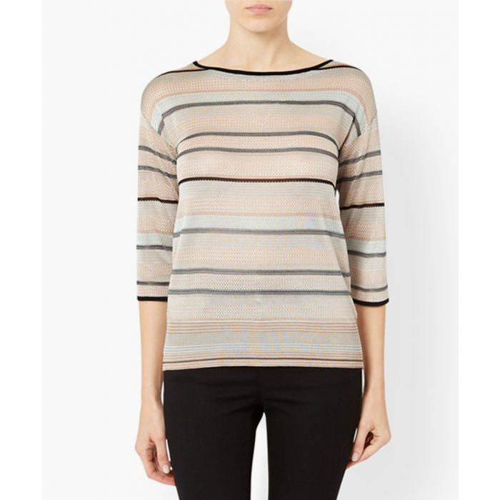 Image for Skylar striped jumper
