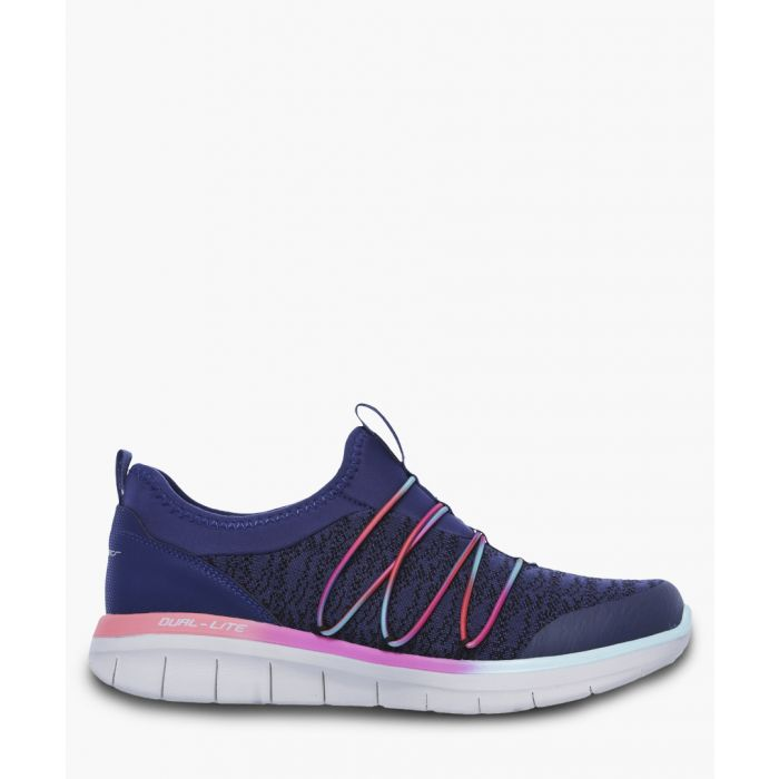 Image for Synergy 2.0 navy trainers