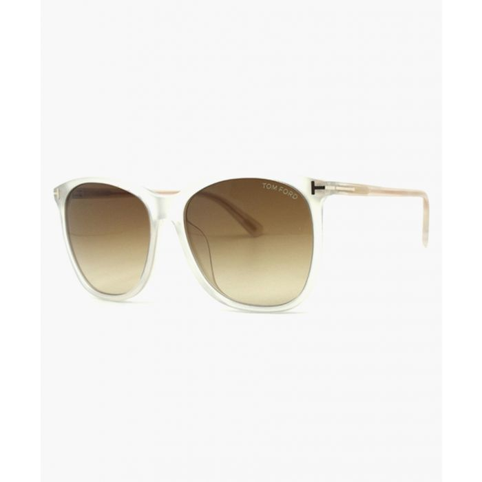 Image for Opal beige sunglasses
