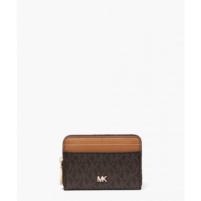 Image for Mott brown and acorn coin purse