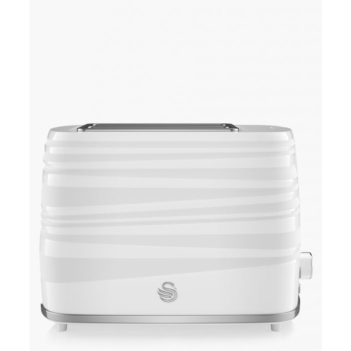 Image for White 2-slice toaster