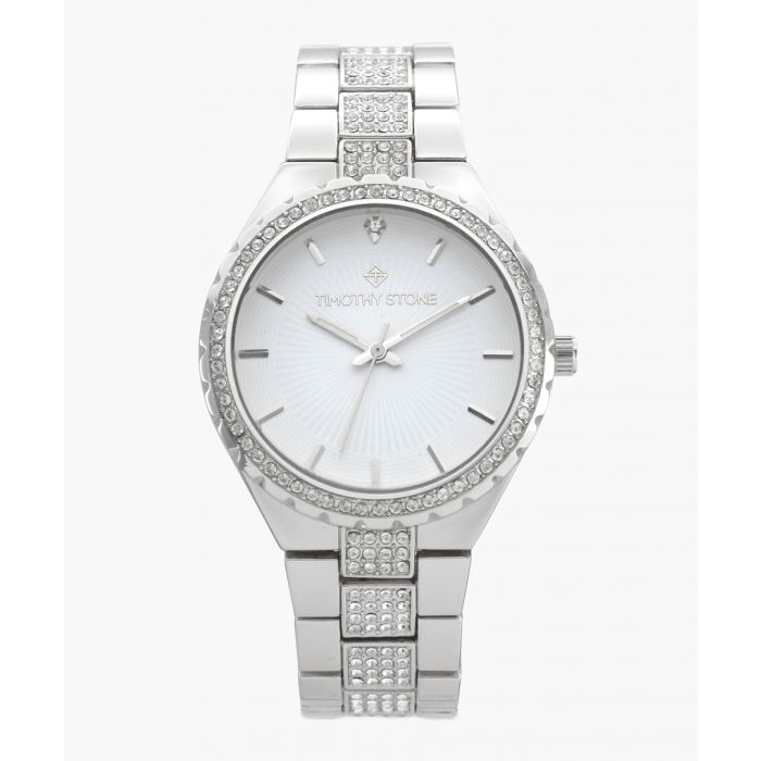 Image for Gala silver-tone watch
