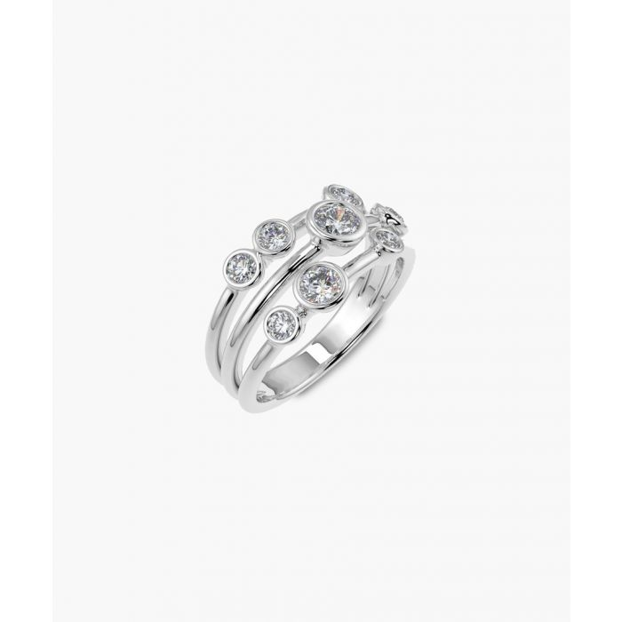 Image for 18k white gold ring