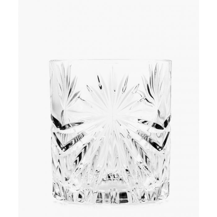 Image for Oasis Crystal Short whisky water tumblers glasses 320ml