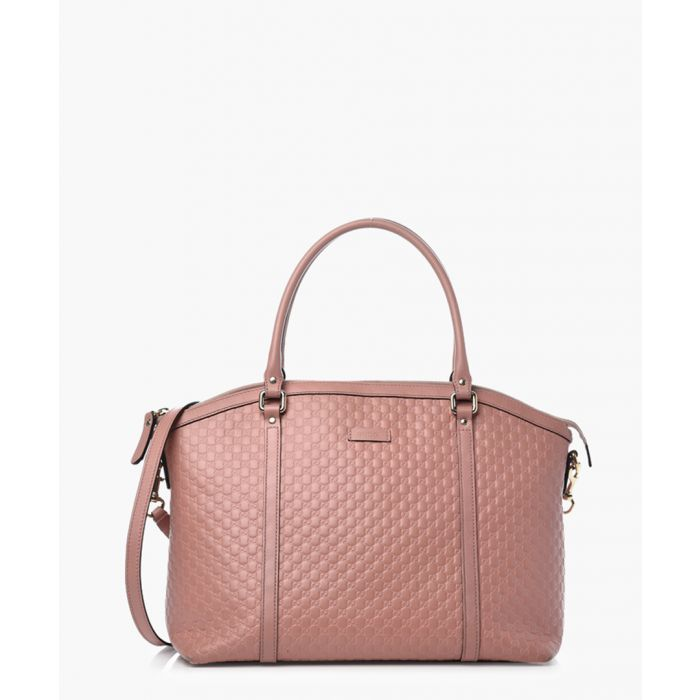 Image for Guccissima leather grab bag pink