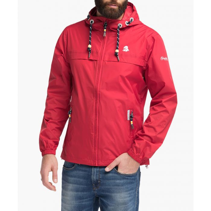Image for Red raincoat