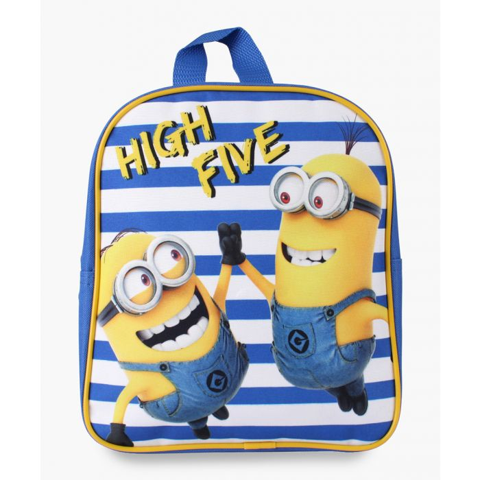 Image for Minions High Five blue backpack